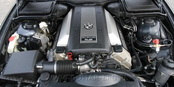 Alpina B10 V8 LPG