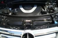 Mercedes V8 LPG