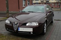 Alfa Romeo 166 LPG GAZ