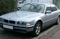 BMW e38 LPG