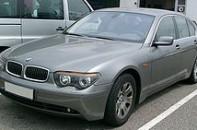 BMW e65 lpg gaz