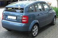 Audi A2 LPG GAZ