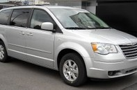 Chrysler LPG GAZ