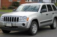 Jeep lpg gaz