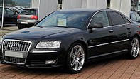 Audi A8 LPG GAZ