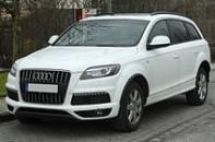 Audi Q3 LPG, Audi Q5 LPG, Audi Q7 LPG