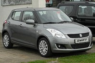 suzuki swift lpg gaz