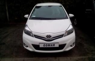 Toyota Yaris III 2013 r