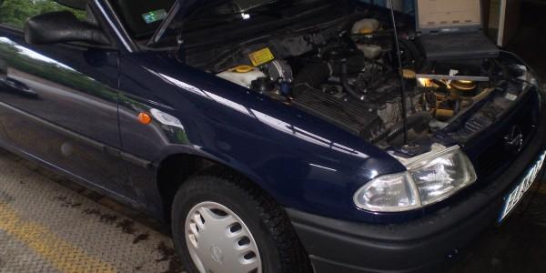 Opel Astra Classic