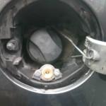 Wlew LPG z dodatkową wkrętką do tankowania!