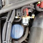 Filtr fazy ciekłej, który wymieniamy co 30.000km od montażu instalacji LPG!