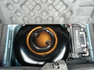 Zbiornik o pojemności 650x250x67L